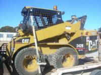 Equipment photo CATERPILLAR 242B MINICARREGADEIRAS 1