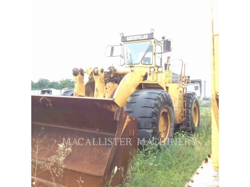 CATERPILLAR WHEEL LOADERS/INTEGRATED TOOLCARRIERS 988B equipment  photo 18