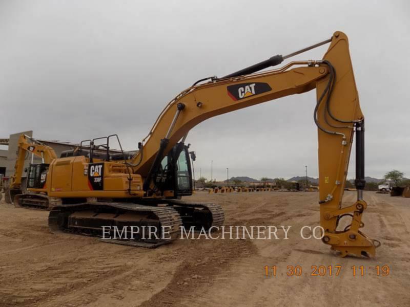 CATERPILLAR トラック油圧ショベル 336F     P equipment  photo 1