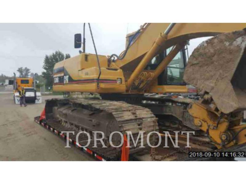 CATERPILLAR TRACK EXCAVATORS 320BL equipment  photo 1