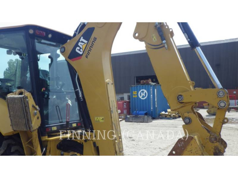 CATERPILLAR BACKHOE LOADERS 430F2STLRC equipment  photo 4