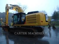 CATERPILLAR TRACK EXCAVATORS 336EL 12CF equipment  photo 1