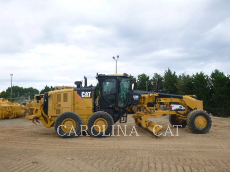 CATERPILLAR MOTOR GRADERS 12M2AWD equipment  photo 1