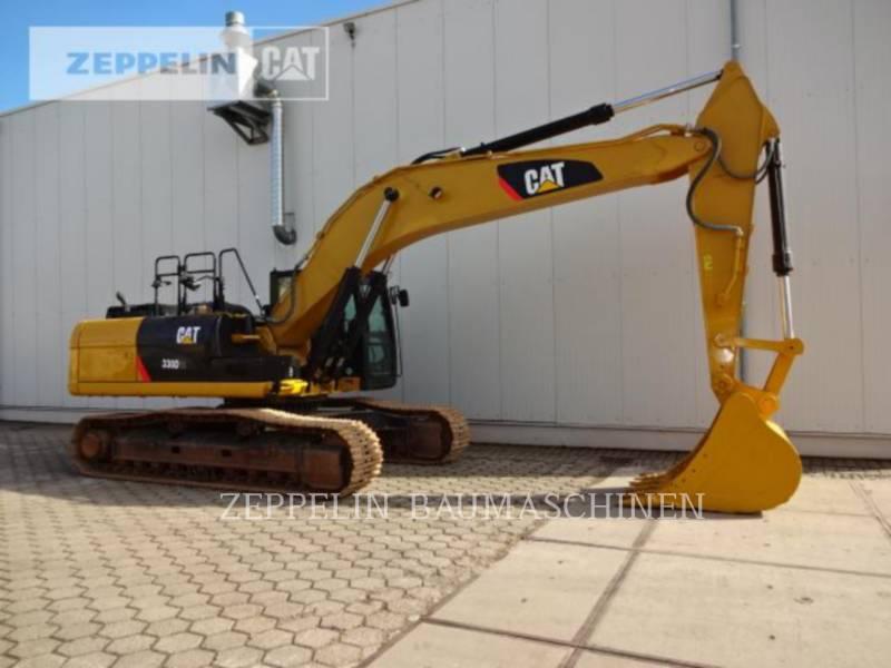 CATERPILLAR EXCAVADORAS DE CADENAS 330DL equipment  photo 8