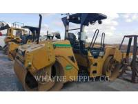 Equipment photo CATERPILLAR CB-534DXW COMPACTEURS TANDEMS VIBRANTS 1