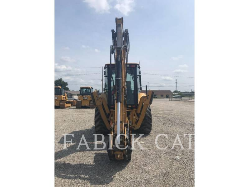 CATERPILLAR BAGGERLADER 430F2ST equipment  photo 4