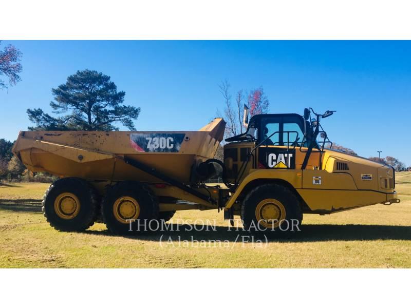CATERPILLAR CAMIONES ARTICULADOS 730C equipment  photo 2