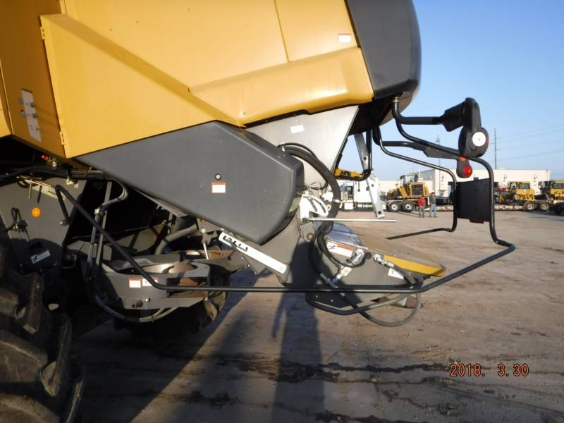 LEXION COMBINE COMBINES 750 equipment  photo 15