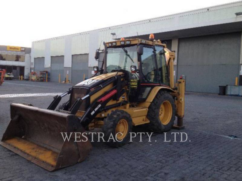 CATERPILLAR BACKHOE LOADERS 432D equipment  photo 1