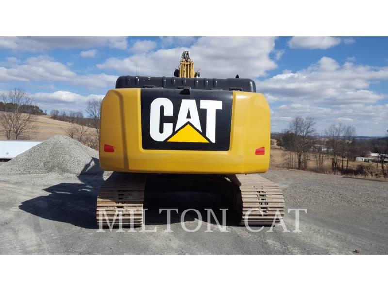 CATERPILLAR TRACK EXCAVATORS 326F L equipment  photo 4