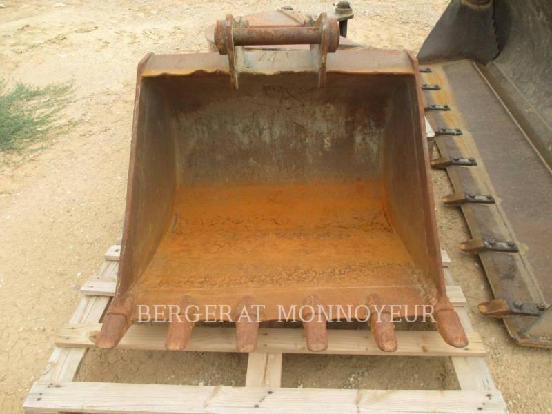 CATERPILLAR BAGGERLADER 432D equipment  photo 3