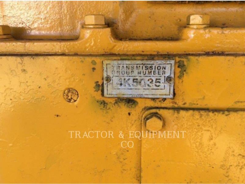 CATERPILLAR KETTENDOZER D4 equipment  photo 3