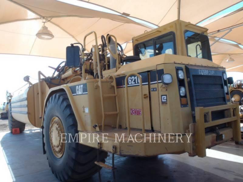 CATERPILLAR WASSERWAGEN 621G WW equipment  photo 2