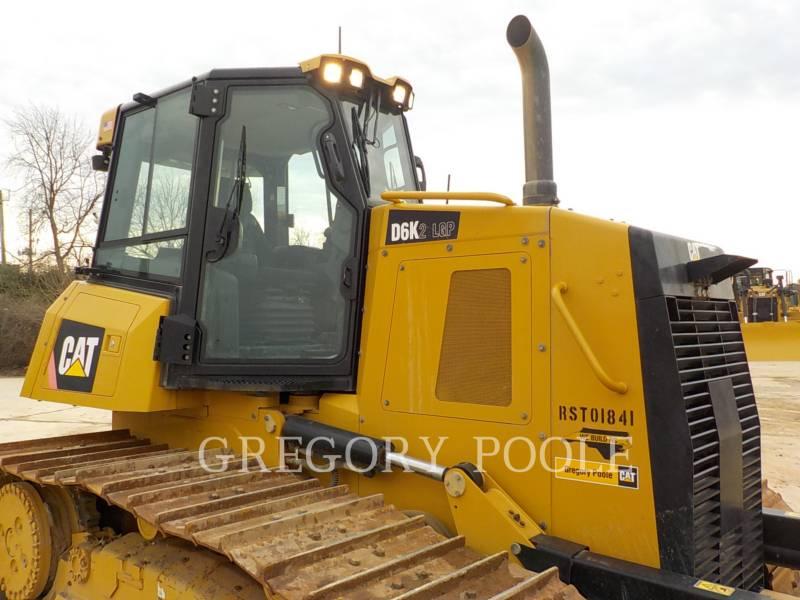 CATERPILLAR KETTENDOZER D6K2 LGP equipment  photo 6