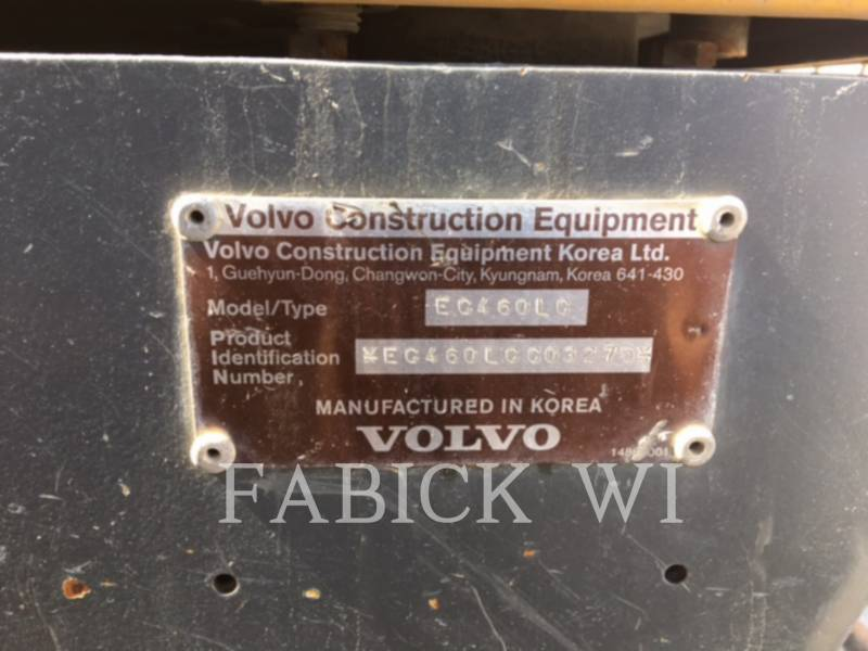 VOLVO EXCAVADORAS DE CADENAS EC460 equipment  photo 5
