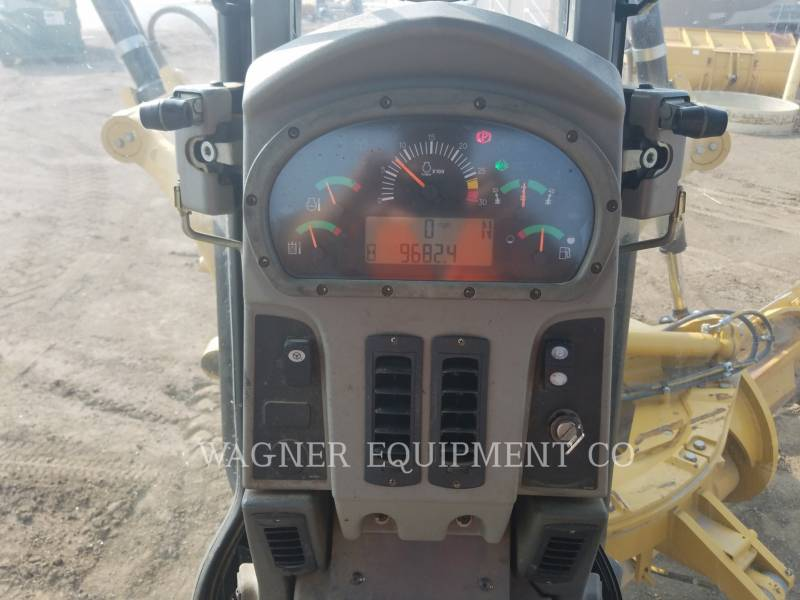 CATERPILLAR NIVELEUSES 140MAWD equipment  photo 17