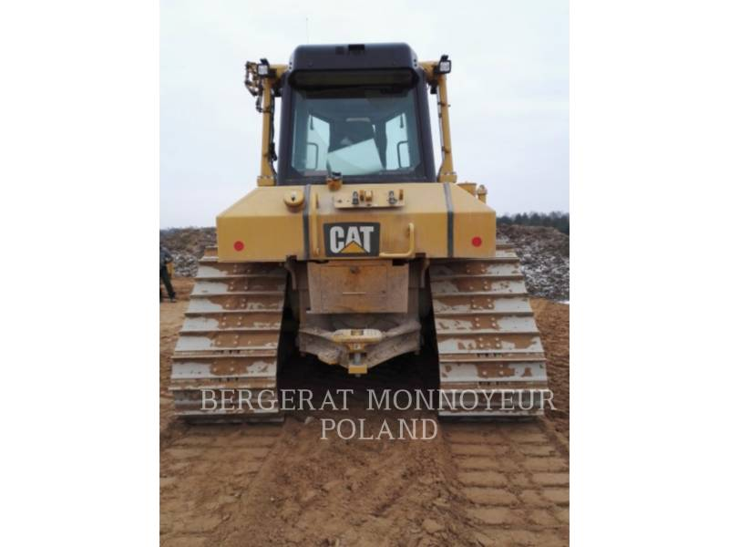 CATERPILLAR TRACK TYPE TRACTORS D6N LGP equipment  photo 8