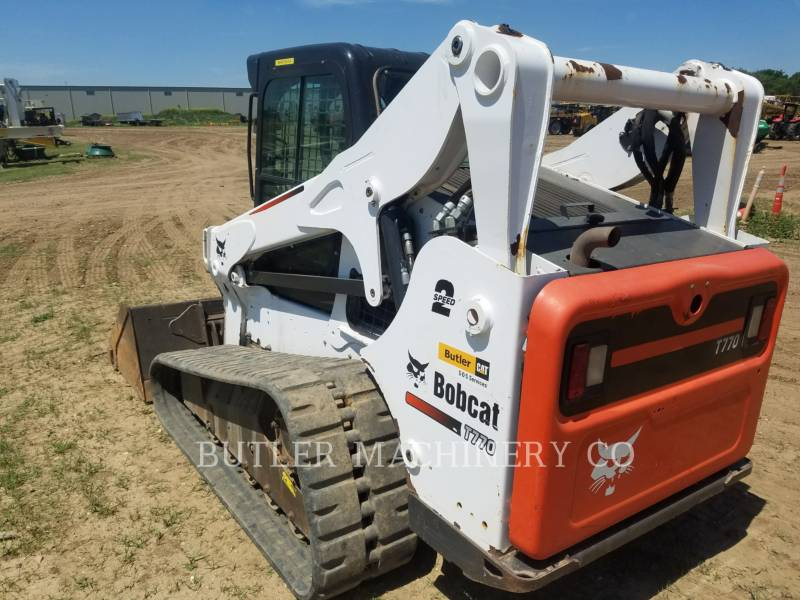 BOBCAT MINICARGADORAS T770 equipment  photo 3