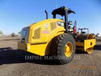 CATERPILLAR COMPACTEUR VIBRANT, MONOCYLINDRE À PIEDS DAMEURS CS56B equipment  photo 2