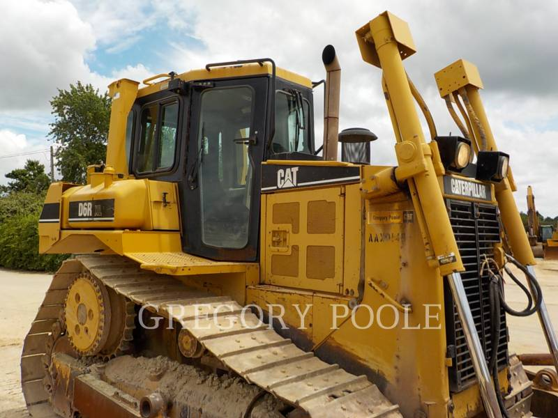 CATERPILLAR CIĄGNIKI GĄSIENICOWE D6RIIXL equipment  photo 6