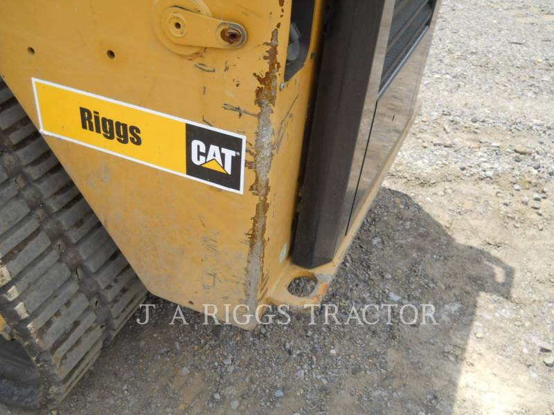 CATERPILLAR DELTALADER 249D equipment  photo 14