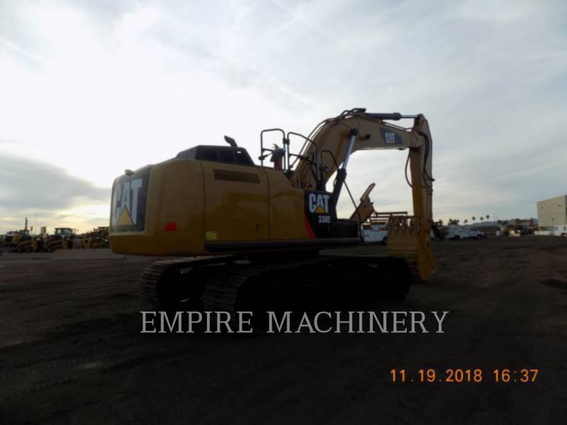 CATERPILLAR KETTEN-HYDRAULIKBAGGER 336EL equipment  photo 2