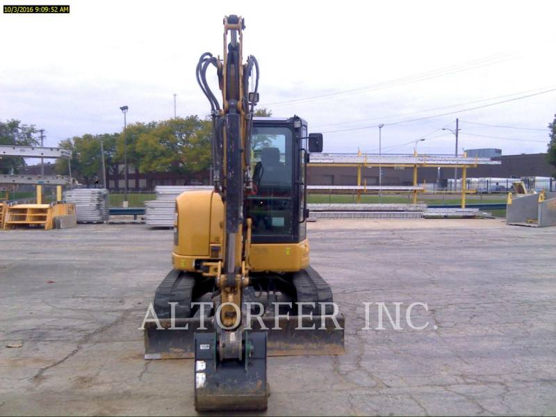 CATERPILLAR KETTEN-HYDRAULIKBAGGER 305E2 CR- equipment  photo 4