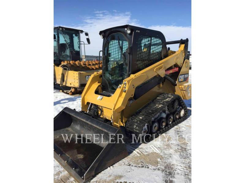 CATERPILLAR CARGADORES MULTITERRENO 257D C3-H2 equipment  photo 2
