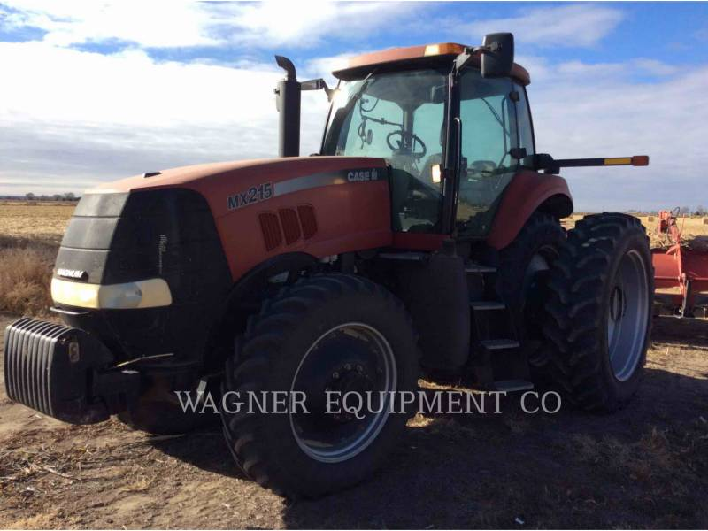 CASE AG TRACTORS MX215 equipment  photo 1