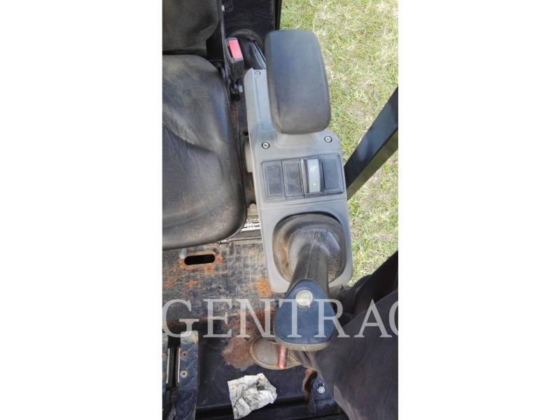CATERPILLAR TRACK EXCAVATORS 302.7DCR equipment  photo 19