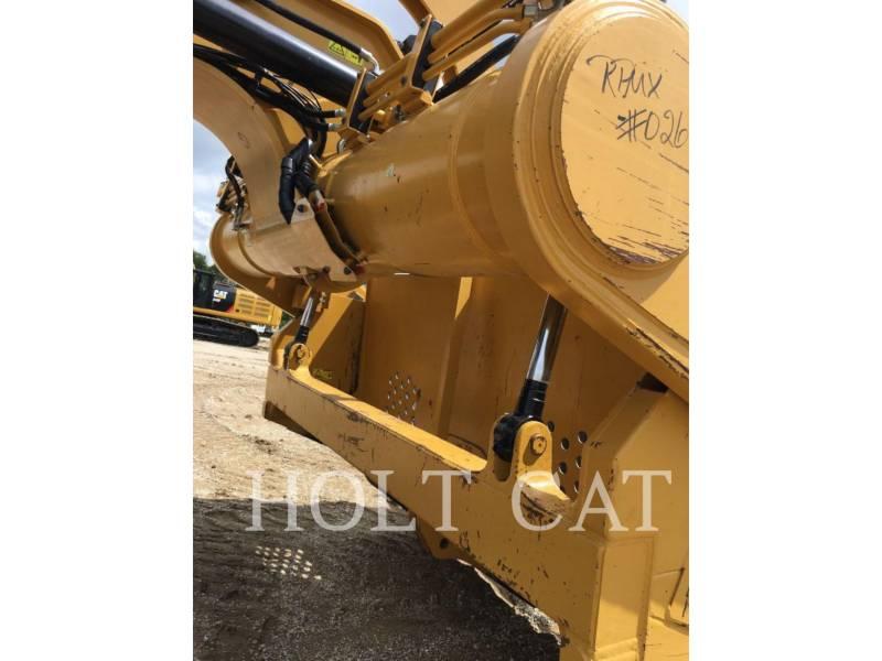 CATERPILLAR WHEEL TRACTOR SCRAPERS 627H equipment  photo 8