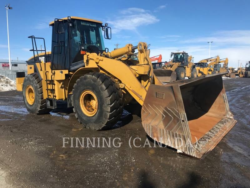 CATERPILLAR CARGADORES DE RUEDAS 972GII equipment  photo 1