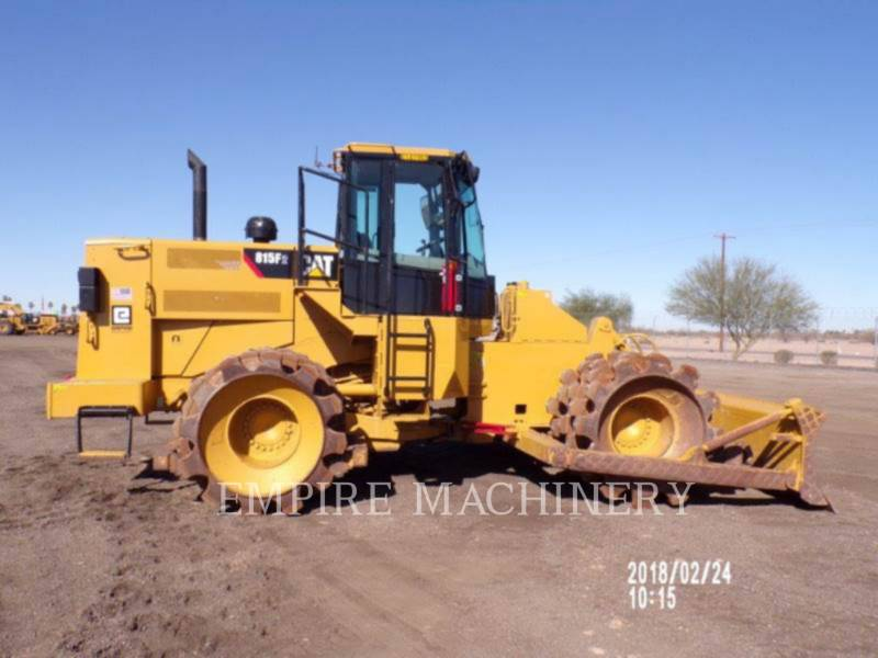 CATERPILLAR COMPACTORS 815FII equipment  photo 14