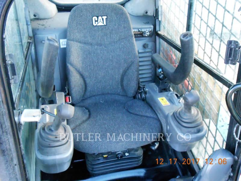 CATERPILLAR KOMPAKTLADER 246D equipment  photo 5