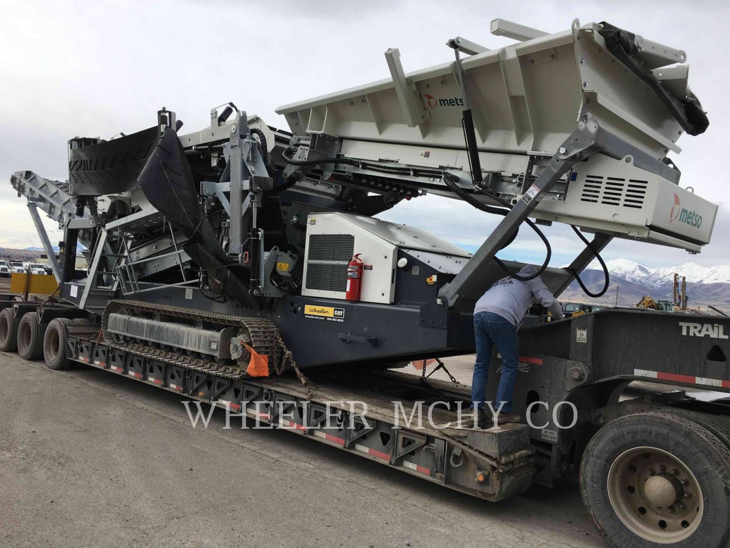Detail photo of 2017 Metso ST2.8 SCRN from Construction Equipment Guide