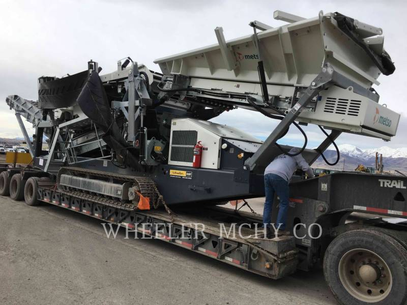 METSO CRIBAS ST2.8 SCRN equipment  photo 1