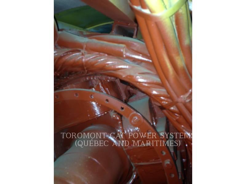 CATERPILLAR STATIONARY GENERATOR SETS 3512,_1MW_STDBY,_ 600VOLTS equipment  photo 6