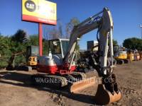 TAKEUCHI MFG. CO. LTD. EXCAVADORAS DE CADENAS TB260 equipment  photo 2