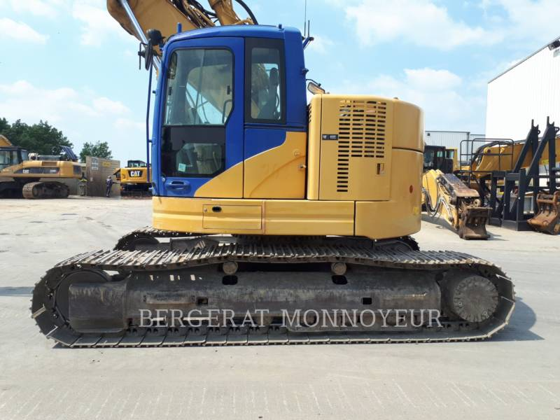 CATERPILLAR KOPARKI GĄSIENICOWE 321D CR equipment  photo 8