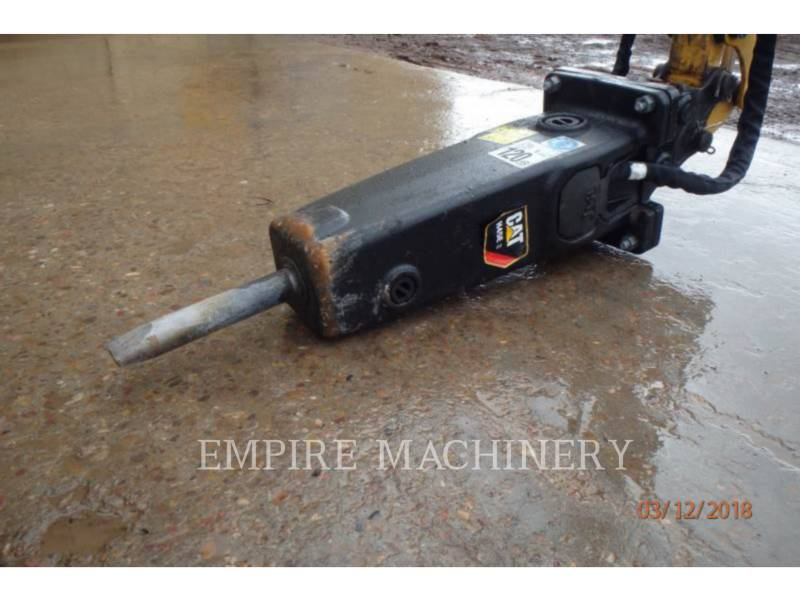 CATERPILLAR HERRAMIENTA DE TRABAJO - MARTILLO H45ES 301 equipment  photo 2