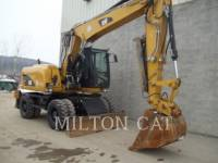 CATERPILLAR ESCAVATORI GOMMATI M313D equipment  photo 2