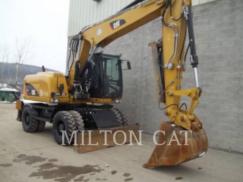 CATERPILLAR ESCAVADEIRAS DE RODAS M313D equipment  photo 2