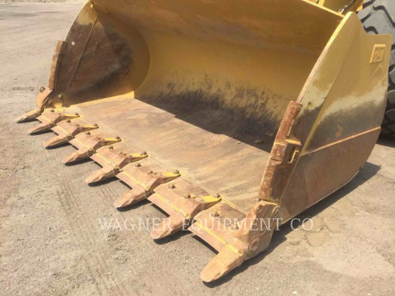 CATERPILLAR PALE GOMMATE/PALE GOMMATE MULTIUSO 980M AG equipment  photo 5