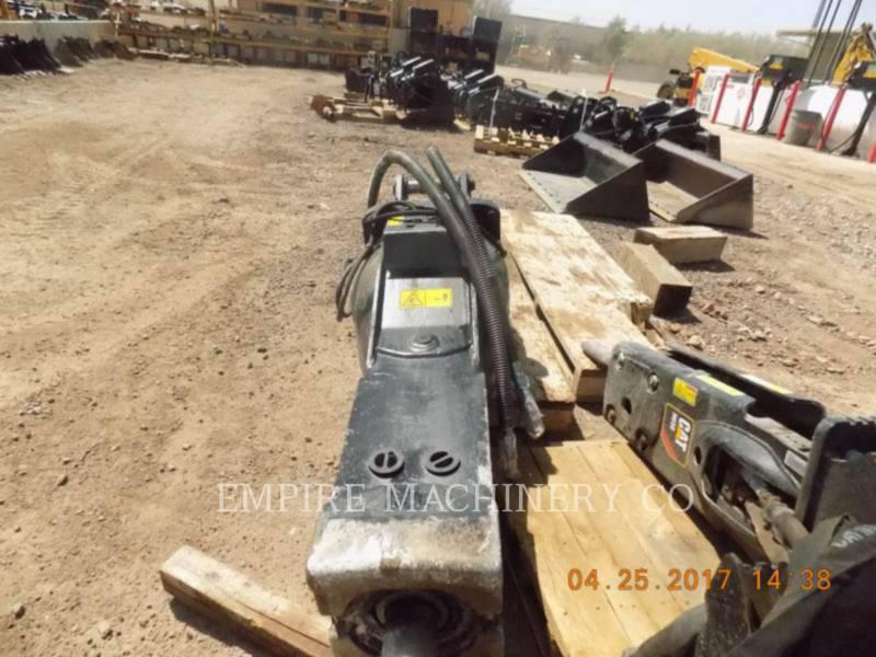CATERPILLAR  HAMMER H110ES equipment  photo 4