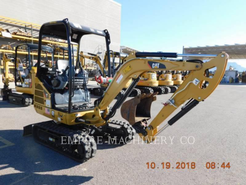 Caterpillar EXCAVATOARE PE ŞENILE 301.7D equipment  photo 1