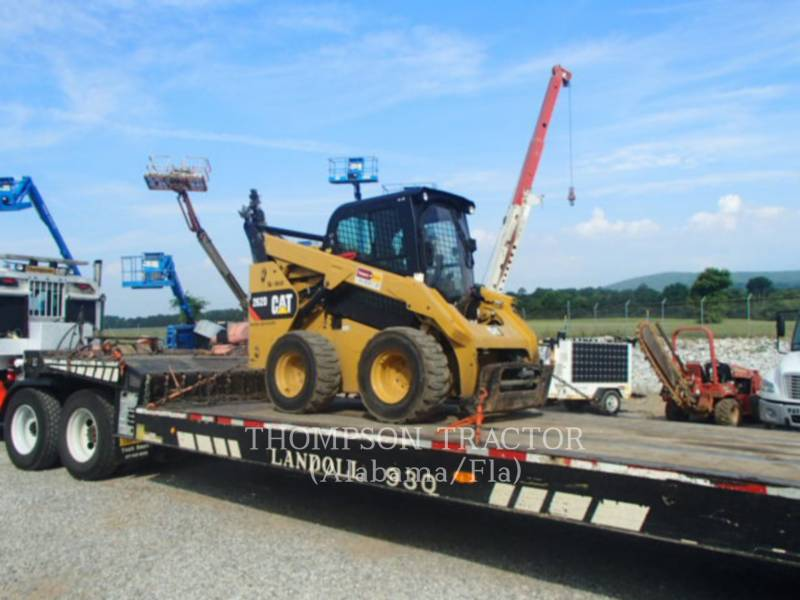 CATERPILLAR SKID STEER LOADERS 262D equipment  photo 1