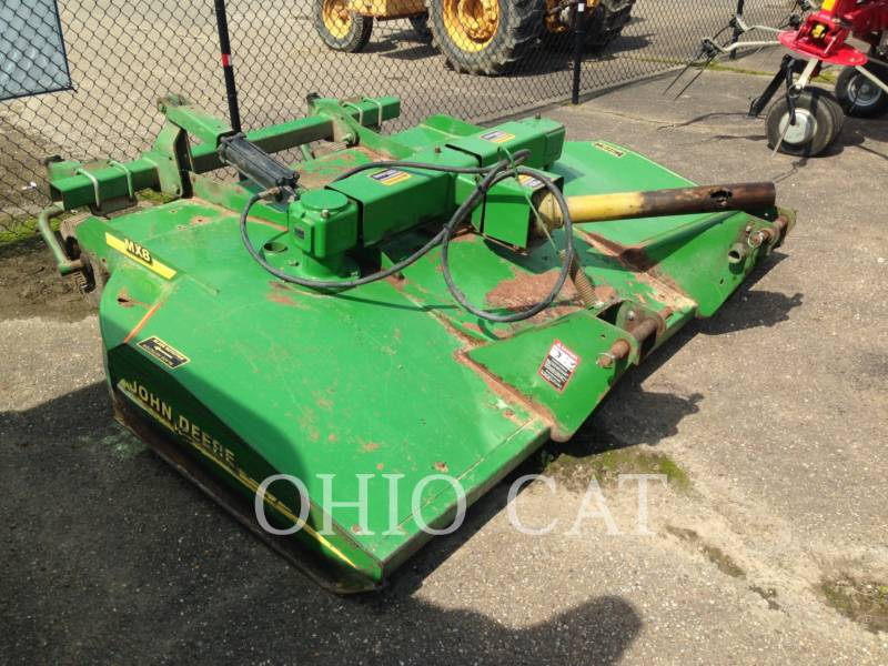 JOHN DEERE Pflanzmaschinen MX8 equipment  photo 2
