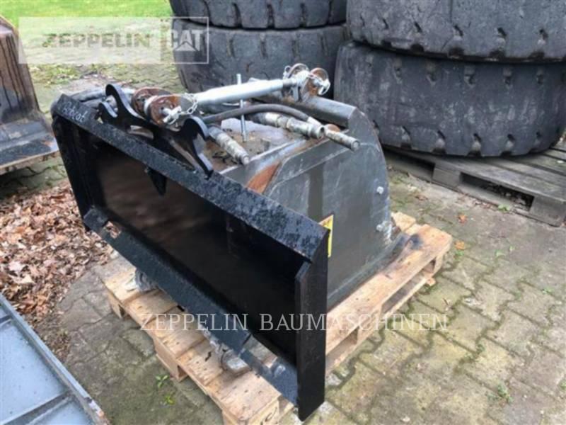 BOBCAT SKID STEER LOADERS T190 equipment  photo 17