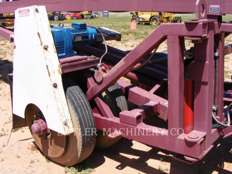 MASABA PRODUCTOS FORESTALES RADIAL STACKER equipment  photo 9