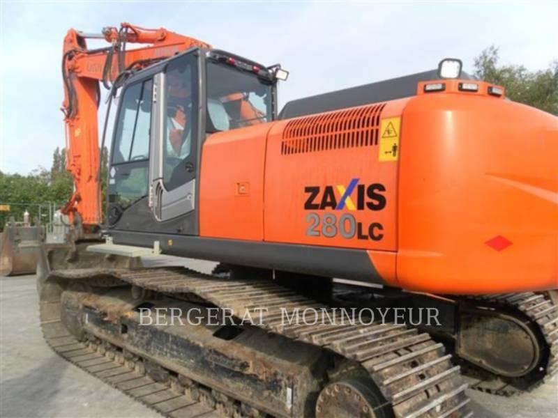 HITACHI TRACK EXCAVATORS ZX280LC equipment  photo 3